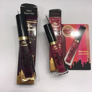 💋Too Faced | Melted Latex Lipstick Bundle
